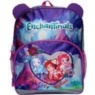 "Accessory Innovations Enchantimals Furever Besties 16"" Backpack Kids School Pack"