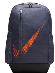 "Nike Vapor Power Graphic Training 20"" Backpack - Gray Bag with Laptop Sleeve"