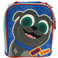 Disney Collection Pug Bingo Puppy Dog Insulated Lunch Box - Kids Lunch Bag