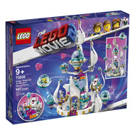 The Lego Movie Queen Watevra's So Not Evil Space Palace 70838 Building Set