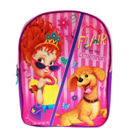 Fancy Nancy 15 inch Flair for The Extraordinaire Backpack, School Book Bag