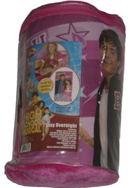 Disney High School Musical Sleep Over Slumber Sack Sleeping Bag & Carrying Bag