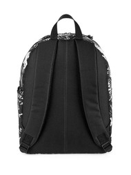 Batman Comic 16 inch Backpack The Dark Knight All Over Print, School Book Bag