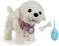 Baby Born Puppy Doodle Plush Dog Pal, Drinks & Pees