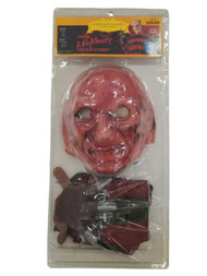 Men's A Nightmare On Elm Street Freddy Krueger Costume Kit Halloween