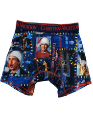 Briefly Stated Mens 2 Pack Christmas Vacation Griswold Holiday Boxer Briefs