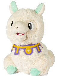 Club Petz Spitzy The Funny Llama Interactive Plush Stuffed Animal Pal, Spits