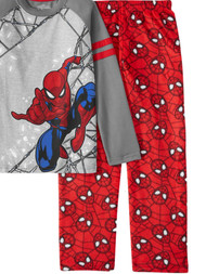 Spider-Man Most Likely to Save The Day Super Hero Pajama Set