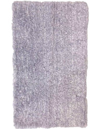 Better Homes & Gardens Plush Lavender Bath Rug, Skid Resist Bath Mat 23x39