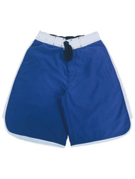Mens Arizona Blue White Swimming Surfing Board Shorts Trunks Small S