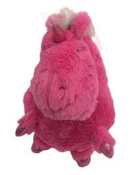 Animal Adventure Plush Chubby Pink Unicorn 10 inch Stuffed Animal Pal