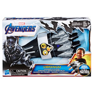 Avengers Black Panther Vibranium Power FX Claw, Motion Activated Playset