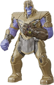 Avengers Feature Hero Power Punch Thanos Action Figure