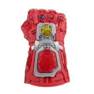 Avengers Marvel Endgame Red Infinity Gauntlet Electronic Fist Roleplay Toy