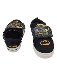 DC Toddler Boys Batman Gotham Cityscape Sneaker Style Tennis Shoes