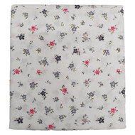 Big One Pink & Purple Floral Cotton Rich Sheet Set, 250 Thread Queen Bed Sheets