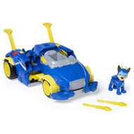 Paw Patrol Mighty Pups Chase's Powered up Cruiser Transforming Vehicle