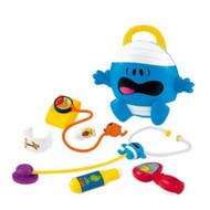 Fisher Price Mr Bump Medical Kit Preschool Doctor Set