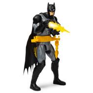 "Batman 12"" Deluxe Action Figure with Rapid Change Utility Belt, Lights & Sounds"
