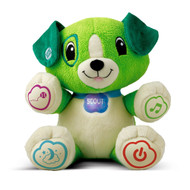 LeapFrog My Pal Scout Plush Puppy Dog Baby Learning Toy