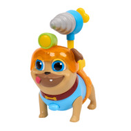 Puppy Dog Pals Light Up Pals On A Mission - Miner Rolly Figure Playset