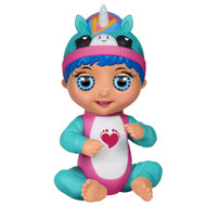 Tiny Toes Laughing Luna Unicorn Interactive Baby Doll