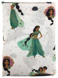 Disney Aladdin & Jasmine Sheet Set, Full Bed Sheets