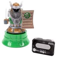 HEXBUG Micro Titans Knight, Remote Controlled Green Robot Battle