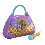 Disney Aladdin Sing Along Boombox & Real Working Mic, Can Connect to MP3