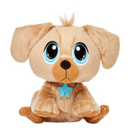 Rescue Tales Golden Retriever Interactive Plush Puppy Dog Stuffed Animal