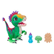 FurReal Munchin Rex Baby Dino Pet with 35+ Sound & Motion Combos, Fur Real T-Rex