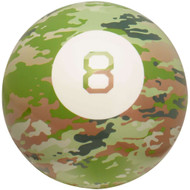 Magic 8 Ball Classic Fortune Telling Toy, Camouflage Pattern
