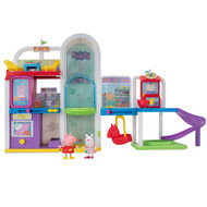 Peppa Pig Peppa's Shopping Mall Playset with Elevator