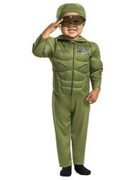Power Suits Toddler Boys Aviator Muscle Costume Pilot Uniform