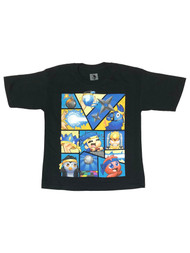Ninja Boys Black Short Sleeve Fortnite Loot Tee Shirt Gamer T-Shirt