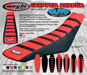 Megla Designs Honda Gripper Ribber Seat Cover
