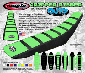 Megla Designs Kawasaki Gripper Ribber Seat Cover