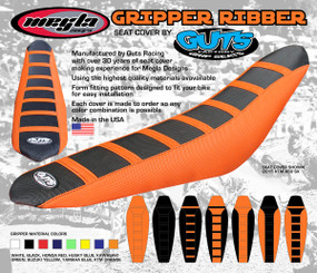 Megla Designs KTM Gripper Ribber Seat Cover