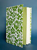 The 2-piece Breast Cancer Treatment Planner includes the Breast Cancer Planner & Cancer Journal in green floral print