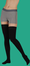 Juzo Soft Unisex Thigh-high with Silicone Border 20-30 or 30-40 mmHg