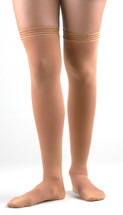 Activa Soft Fit Mid Thigh High with UNI-Band Top 20-30 mmHg