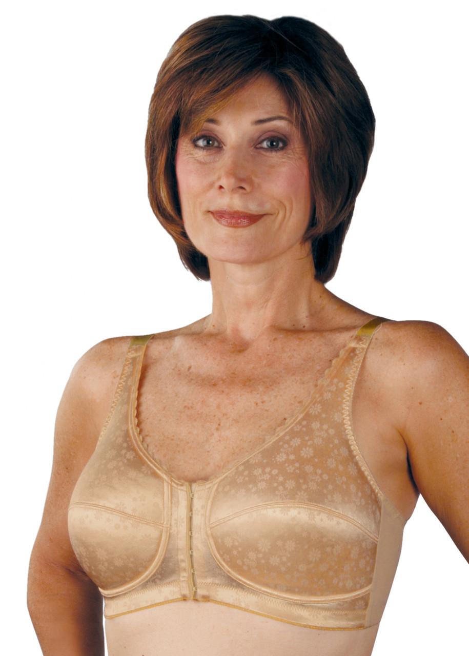 28e6ee0b472d2 Classique Front   Back Closure Mastectomy Bra