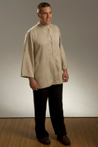 The Mens Casual by Healing Threads that is a Port Accessible/Drain Management Shirt