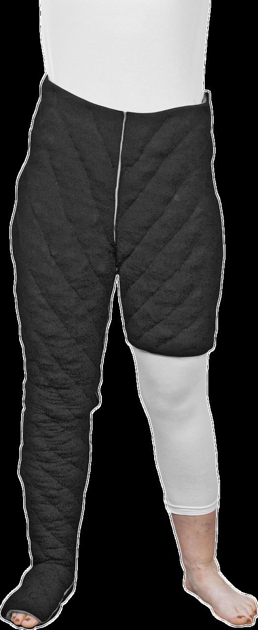 b8699de59f Chap & Half Leg Chevron Style Tribute Custom Night Compression Garments  Garment