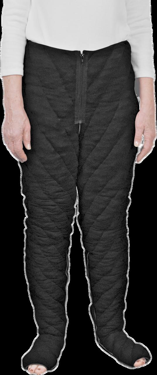 ea10ed58f5 Solaris Pants With Foot Chevron Style Tribute Custom Night Compression  Garments Garment