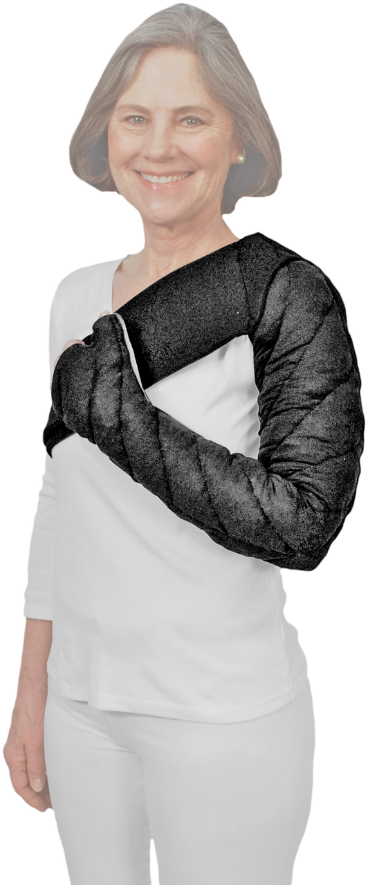 b23b7cc241 Solaris MCP to Clavicle Chevron Style Tribute Night Custom Compression  Garment Fully covers the arm and