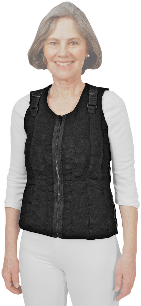 1b102edd46 Vest Vertical Style Tribute Night Custom Compression Garment - Survivor Room