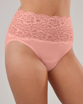 Lacy Brief by Knock Out! in Pink