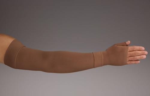 LympheDUDES 20-30mmHg or 30-40mmHg medical compression in Mocha