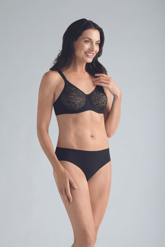 Annette Underwire Molded Cup Mastectomy Bra by Ameona